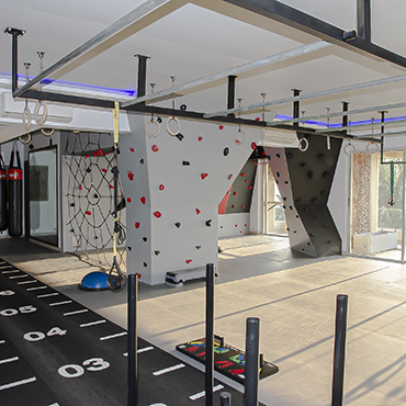 Camp Ramps Functional Fitness