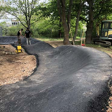 Asphalt Pumptrack